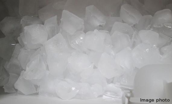 製氷機コーナー