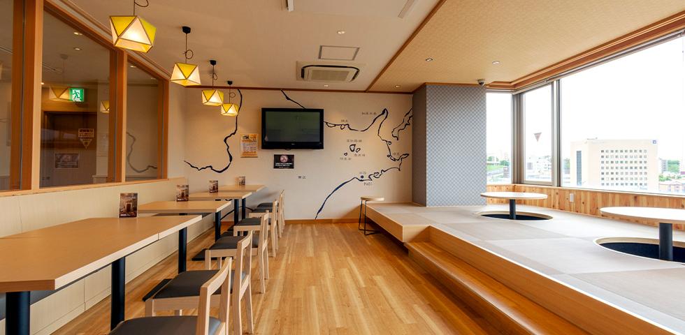 釧路パコの湯ラウンジ 写真01