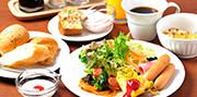 朝食 写真01 サムネイル
