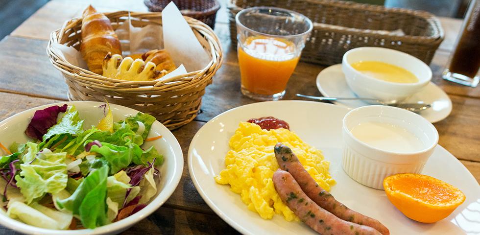 朝食 写真02